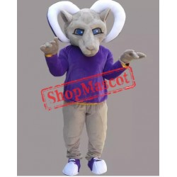 Antelope Monster Mascot Costume
