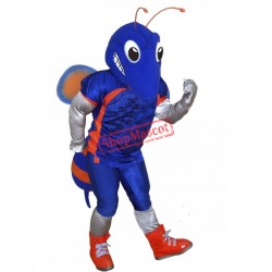 Fierce Lightweight Hornet Mascot Costume