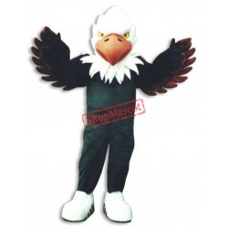 Fierce Realistic Eagle Mascot Costume