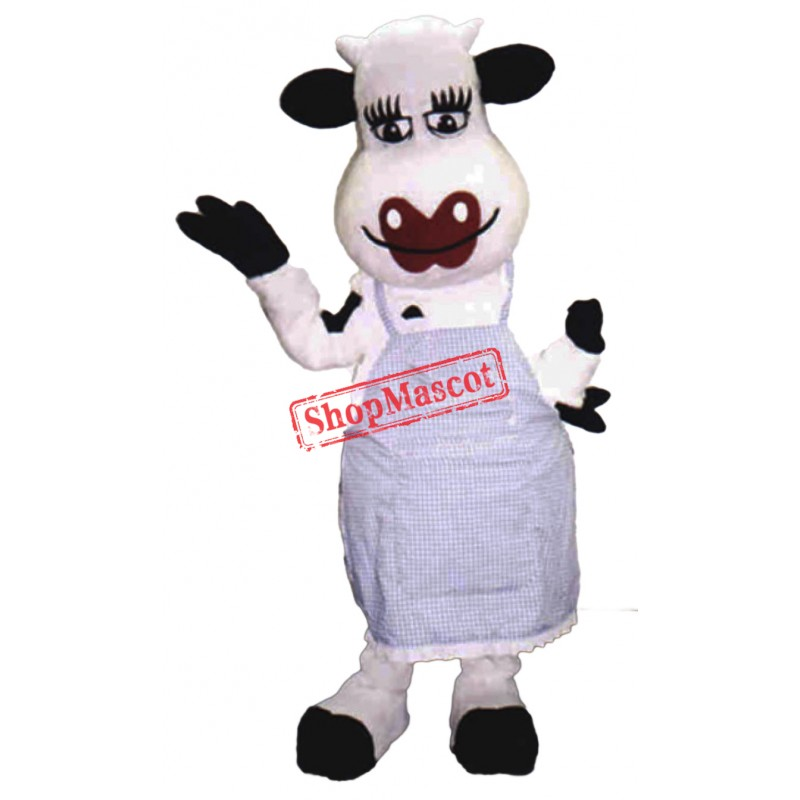 Top Quality Cow Mascot Costume
