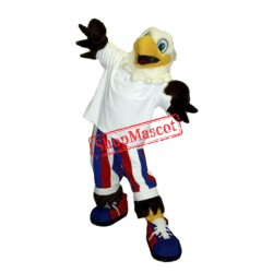 Freedom Eagle Mascot Costume