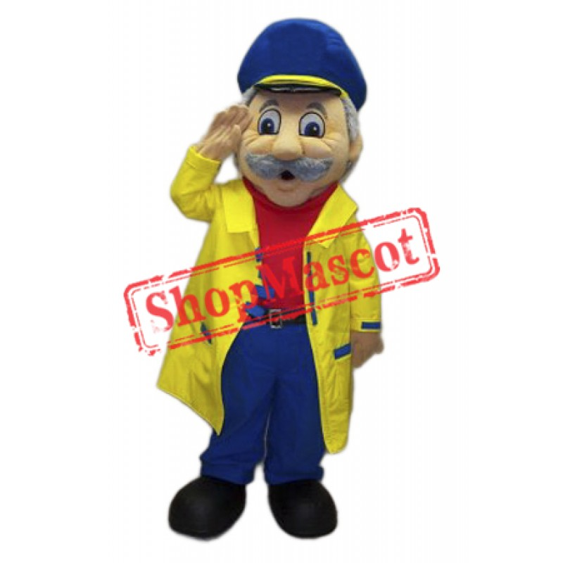 See Captain Mascot Costume