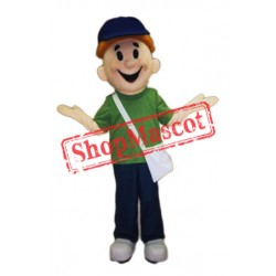 Cute Lightweight Kid Mascot Costume
