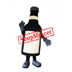Beer Bottle Mascot Costume
