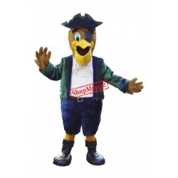Top Quality Pirate Pelican Mascot Costume