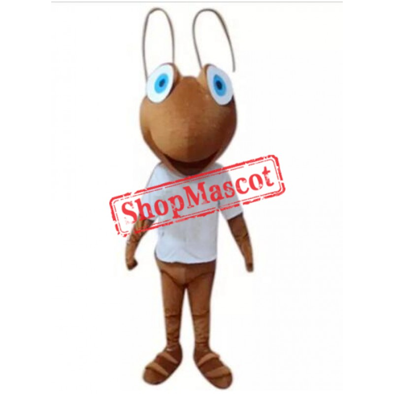 Happy Ant Mascot Costume