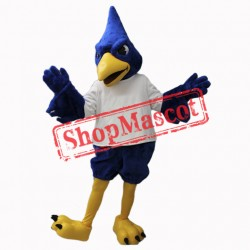 Top Quality Blue Jay Mascot Costume