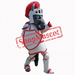 Charger Horse Mascot Costume
