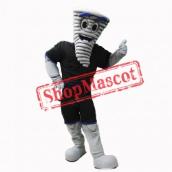 Power Tornado Mascot Costume