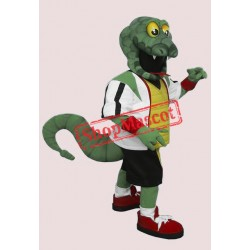 High Quality Snake Mascot Costume