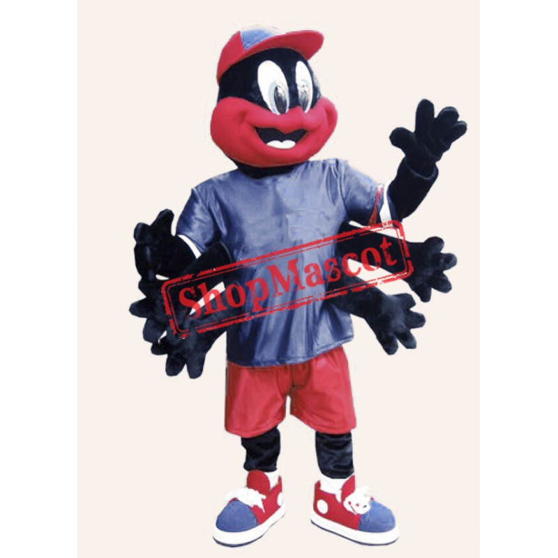 Insect Spider Mascot Costume