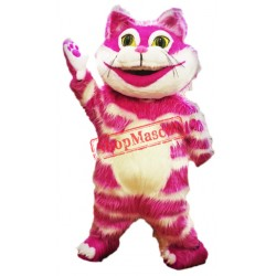 Cheshire Cat Mascot Costume Free Shipping