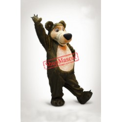 Top Quality Bear Mascot Costume