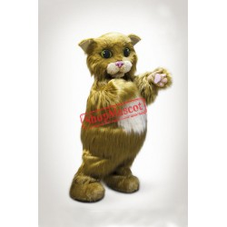 Top Quality Cat Mascot Costume