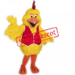 Top Quality Chicken Mascot Costume