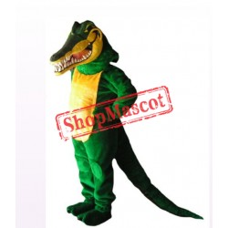 Fierce Crocodile Mascot Costume