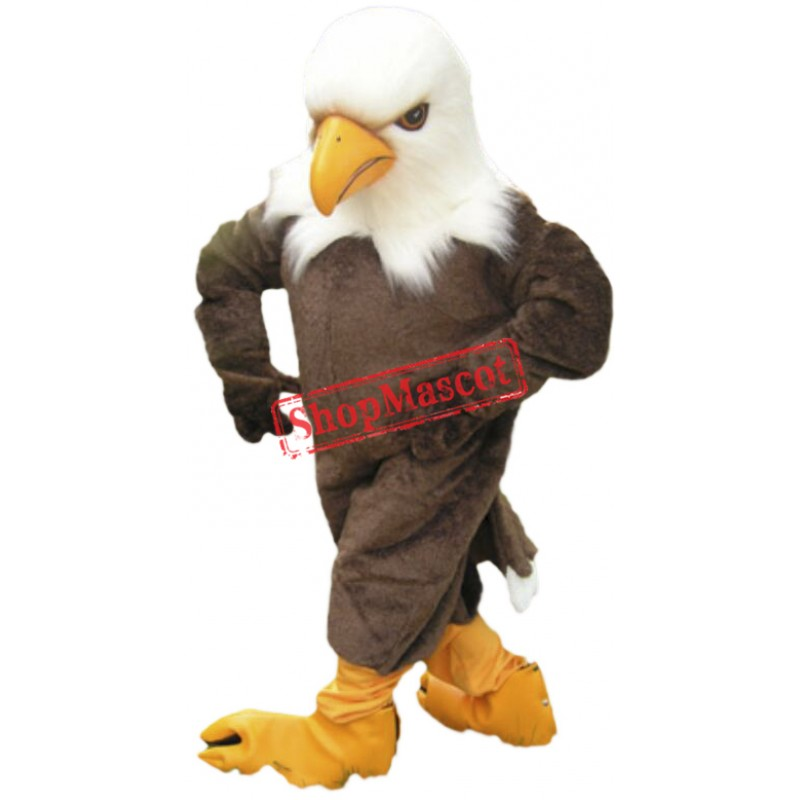 Liberty Eagle Mascot Costume