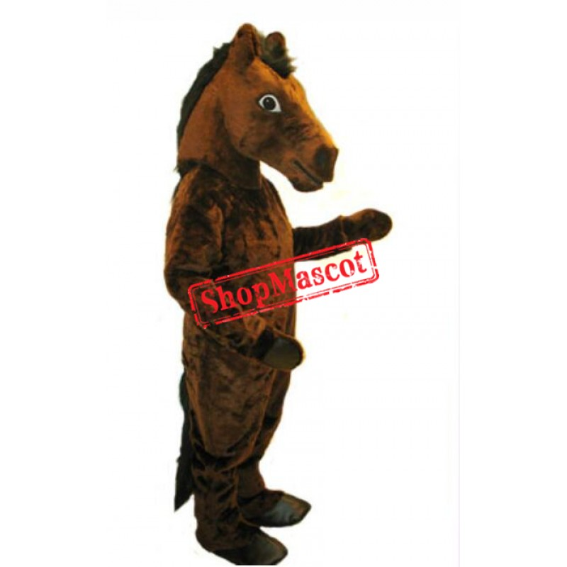 Top Quality Mustang Mascot Costume