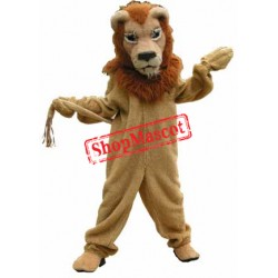 Glorious Lion Mascot Costume