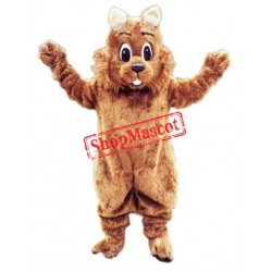 Top Quality Squirrel Mascot Costume