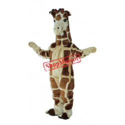 Top Quality Giraffe Mascot Costume