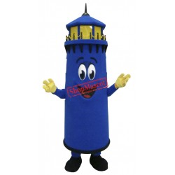High Quality Lighthouse Mascot Costume