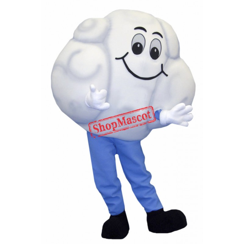 Air Cloud Mascot Costume