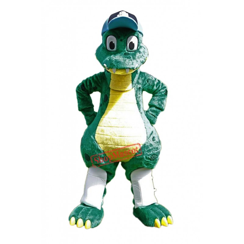 Top Quality Dinosaur Mascot Costume