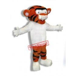 Little Tiger Mascot Costume