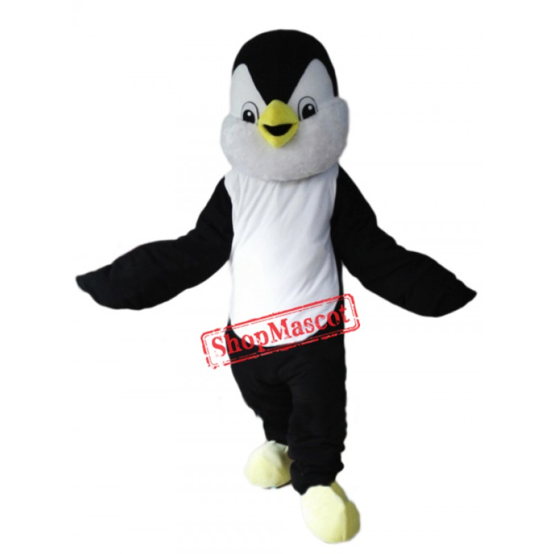 Friendly Lightweight Penguin Mascot Costume