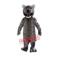 Happy Leopard Mascot Costume