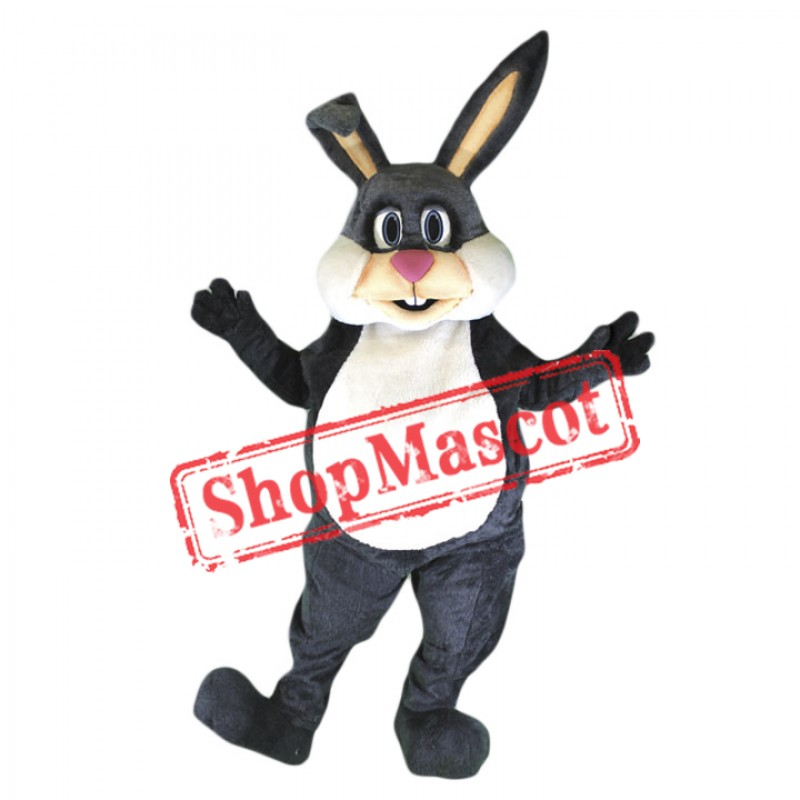Friendly Lightweight Bunny Mascot Costume
