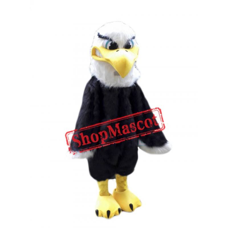 Fierce Plush Eagle Mascot Costume