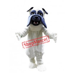 Cute Lightweight Bulldog Mascot Costume