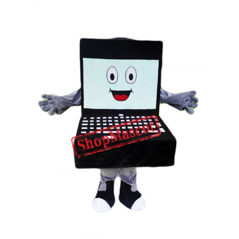 Laptop Mascot Costume