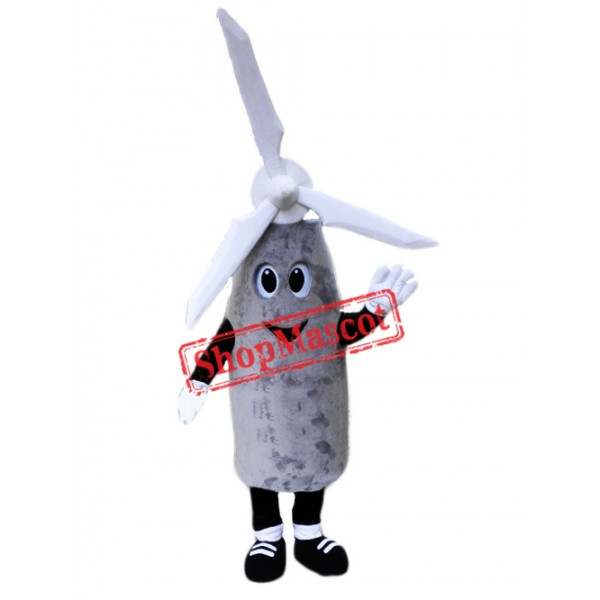 Windmill Mascot Costume