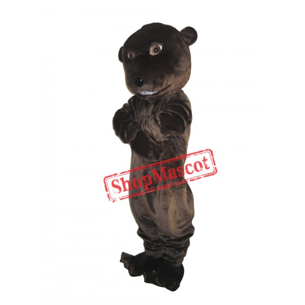 Cute Lightweight Beaver Animal Mascot Costume