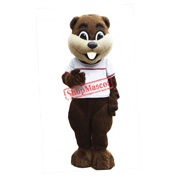 Top Quality Beaver Mascot Costume