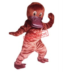 New Platypus Mascot Costume