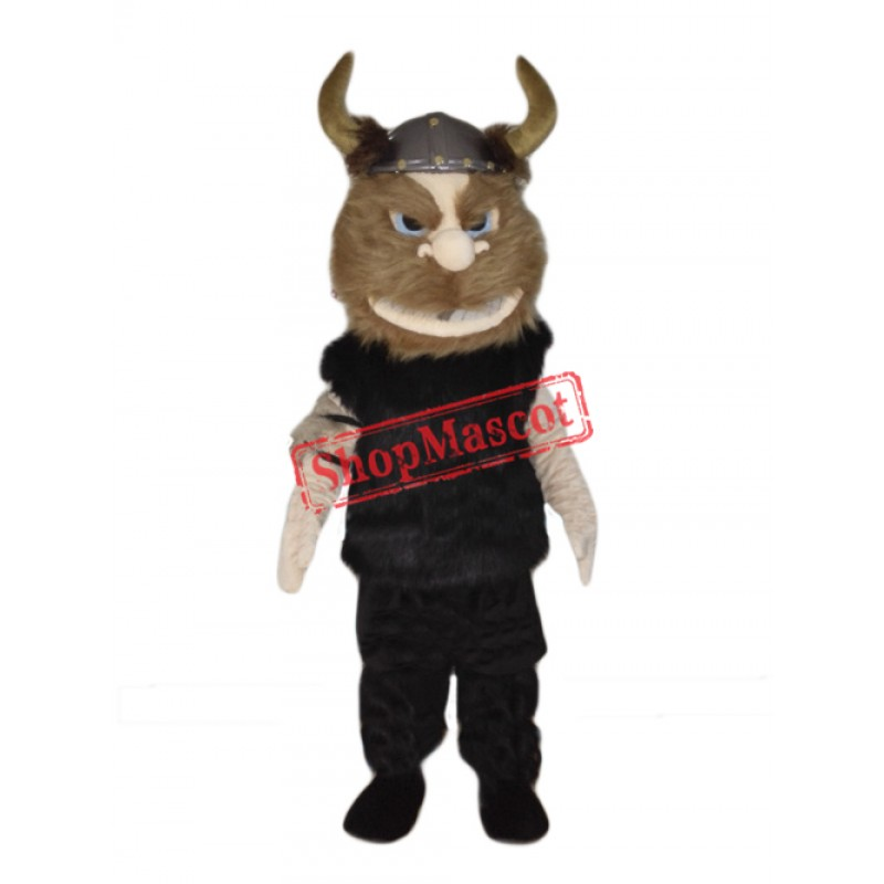 Fierce Viking Mascot Costume