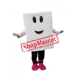 Mattress Mascot Costume Free Shipping