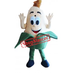 Friendly Lightweight Corn Mascot Costume