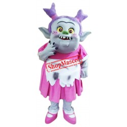 High Quality Bridget Troll Mascot Costume