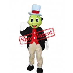 High Quality Jiminy Cricket Mascot Costume