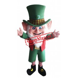 Cute Leprechaun Mascot Costume