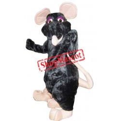 Friendly Lightweight Rat Mascot Costume