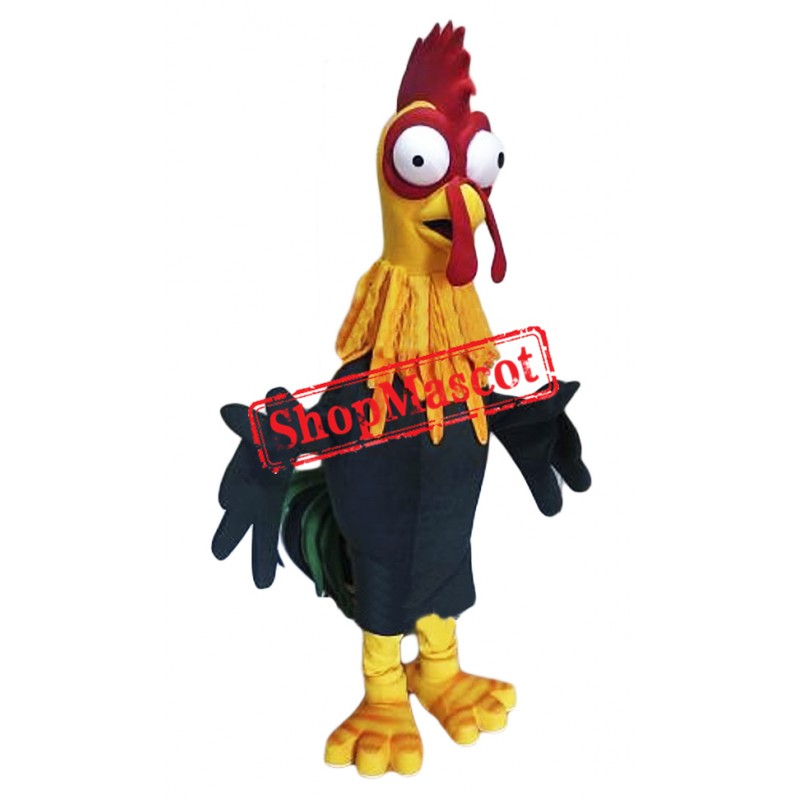 Funny Rooster Mascot Costume
