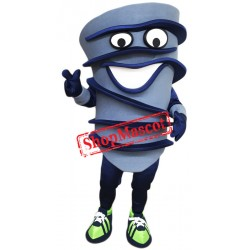 Happy Lightweight Tornado Mascot Costume