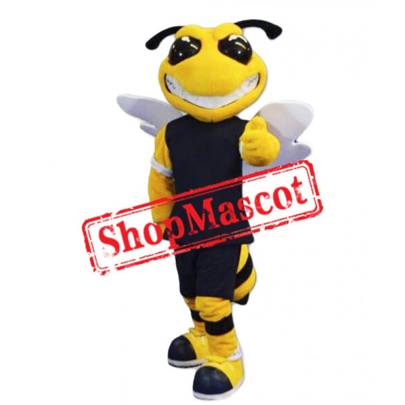 Power Sport Bee Mascot Costume