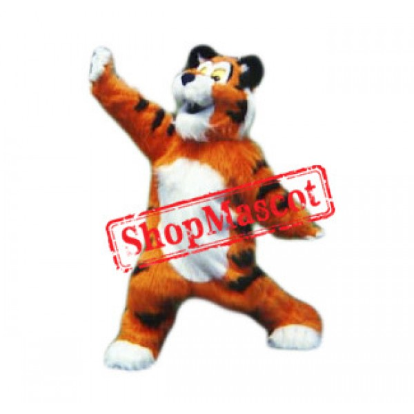 Professional Quality Lightweight Tiger Mascot Costume